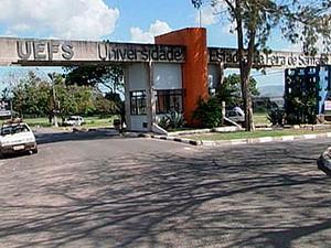 UEFS (Foto: Reprodução/ TV Subaé)