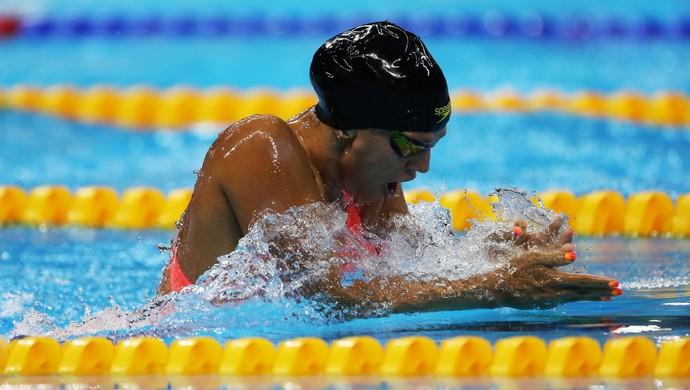 Yulia Efimova, eliminatórias dos 100m peito (Foto: Getty Images)