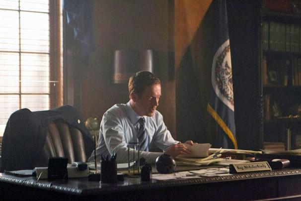Após ser eleito deputado, Brody (Damian Lewis) pode concorrer à vice-presidência (Foto: Divulgação/Twentieth Century Fox)