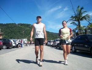 Corredor São Sebastião maratonista (Foto: Divulgação)