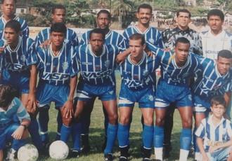 CSA 1997 (Foto: Museu dos Esportes de Alagoas)