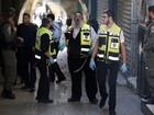 Palestino é morto após apunhalar policial de Israel em Jerusalém
