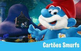 [Especial Os Smurfs] Cartões