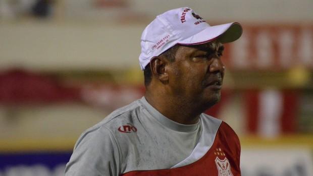 Para Pedro Costa vitória foi um descargo (Foto: João Áquila/GLOBOESPORTE.COM)