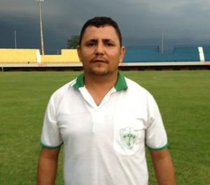 Valdemir do Guaraí (Foto: Edson Reis/ GloboEsporte.com)