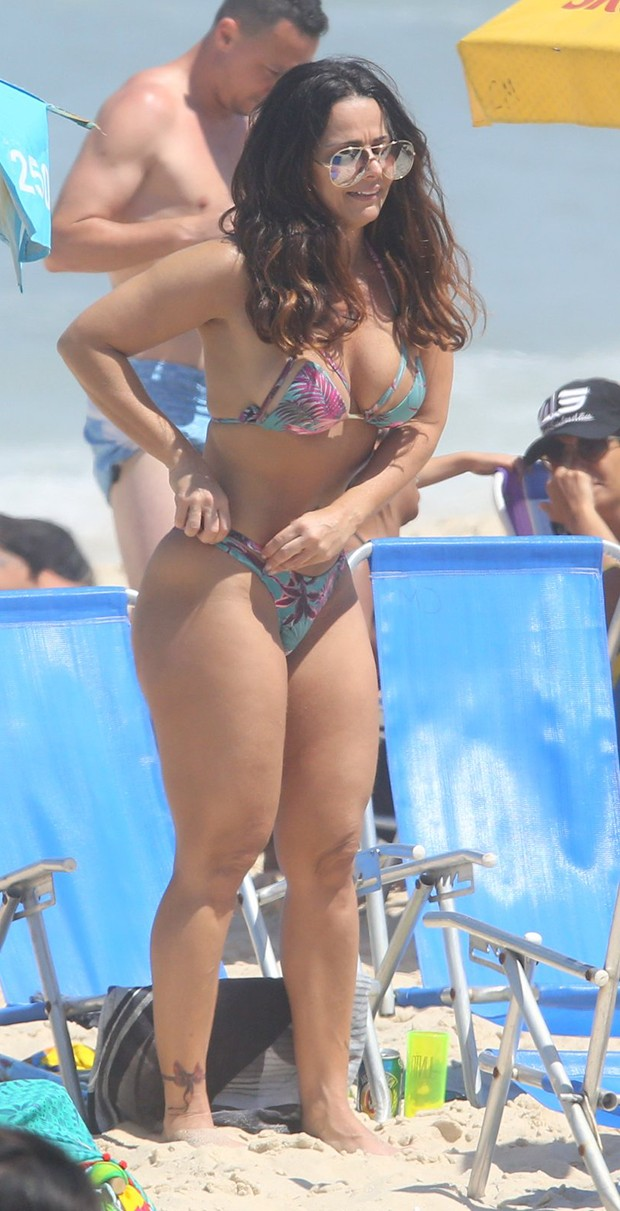 Viviane Araújo (Foto: Agnews)