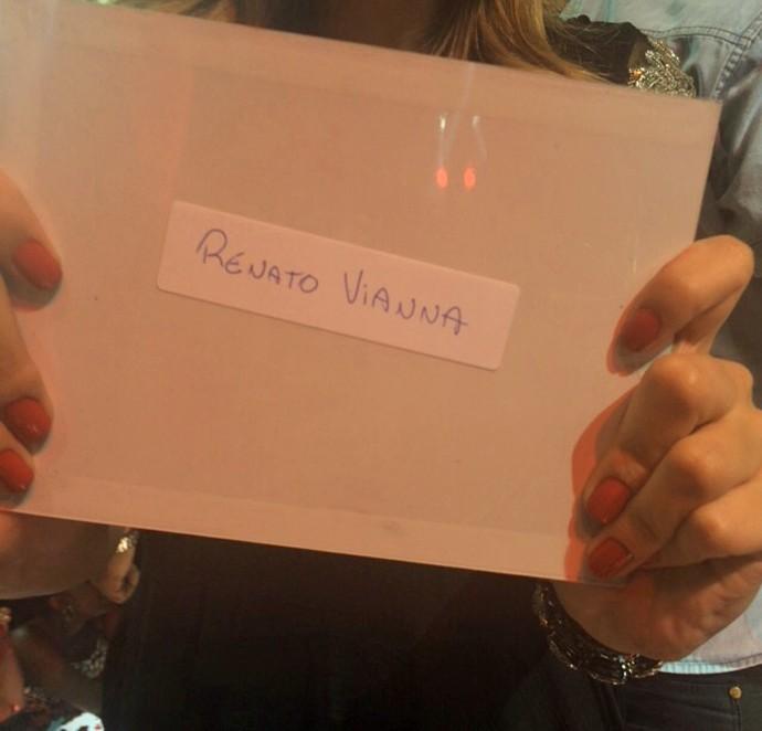 Renato venceu a quarta temporada do The Voice Brasil (Foto: Gabriella Dias / Gshow)