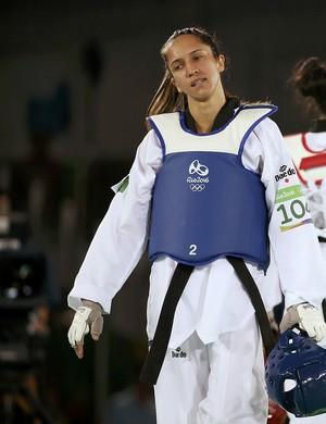 Iris Sing é derrotada nas quartas de final do torneio de taekwondo da Rio 2016 (Foto: Reuters)