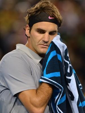tenis federer aberto da australia (Foto: AFP)