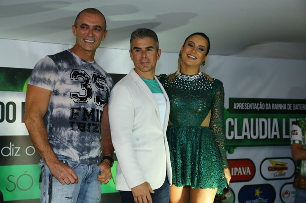 Claudia Leitte (Foto: Alex Palarea, Anderson Borde, Marcello Sá Barretto e Thiago Mattos / AgNews)