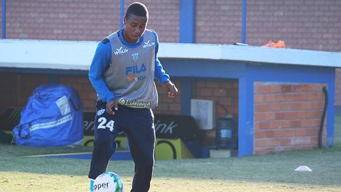 jajá avaí (Foto: André Palma Ribeiro / Avaí FC)