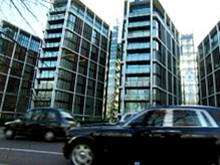 Mercado de casas 'super-caras'  em Londres (Foto: AP)