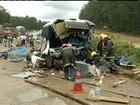 Excesso de velocidade pode ter sido causa de acidente no norte de Minas