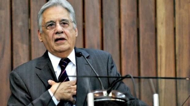Fernando Henrique Cardoso, FHC (Foto: Reprodução/Agência Brasil)