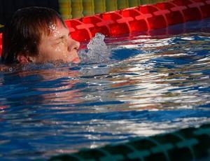 natação cesar cielo Roma (Foto: Agência AP)