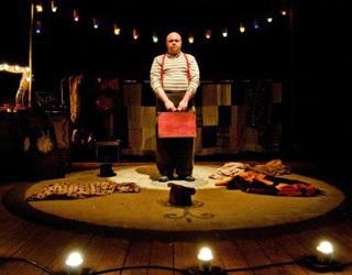 Fantástico Circo-Teatro de um Homem Só (Foto: Divulgação)