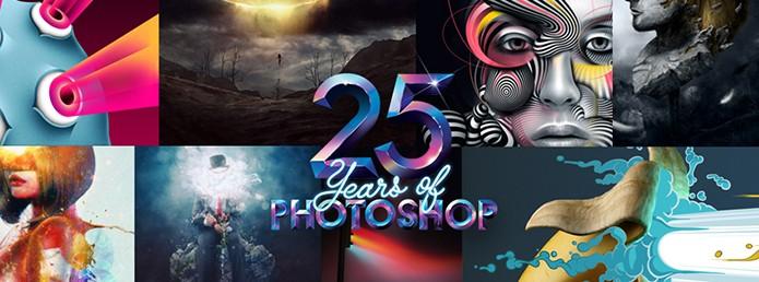 Adobe Photoshop comemora 25 anos: veja a história do editor de imagens (Foto: Divulgação/Adobe)