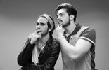 Fiuk entrevista Luan e solta: 'Seria legal um disco nosso' (Carol Caminha/Gshow)