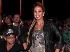 Valesca deseja feliz aniversário para Beyoncé em rede social