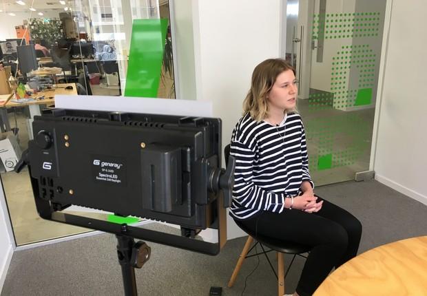 Rebecca estava determinada a resolver um problema que sentiu na pele e aflige milhares de estudantes que estão atrás de um primeiro emprego (Foto: Divulgação)