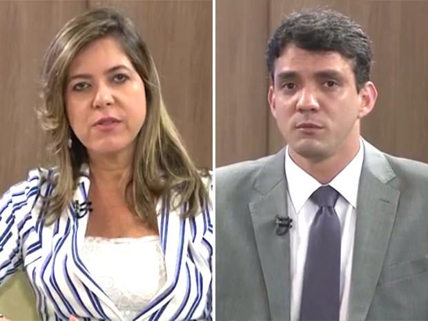 Eleições para diretoria da OAB-MA ocorrem nesta sexta-feira (20) (Foto: Reprodução / TV Mirante)