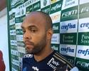 Alecsandro comemora chance e prevê ano diferente pelo Palmeiras