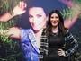 Laura Pausini fala de maternidade e elogia MPB e Anitta: 'Muito bela'