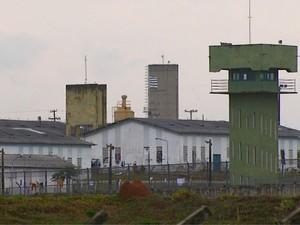 """Centro de Progressão Penitenciária """"Professor Ataliba Nogueira"""" de Hortolândia (Foto: Reprodução EPTV)"""