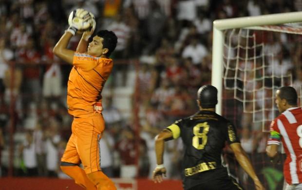 Náutico x Botafogo (Foto: Aldo Carneiro/Pernambuco Press)