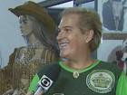 Estilista das rainhas de rodeio vai levar trajes para carnaval da Imperatriz