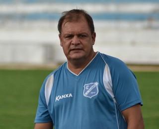 Edson Vieira Taubaté (Foto: Filipe Rodrigues)