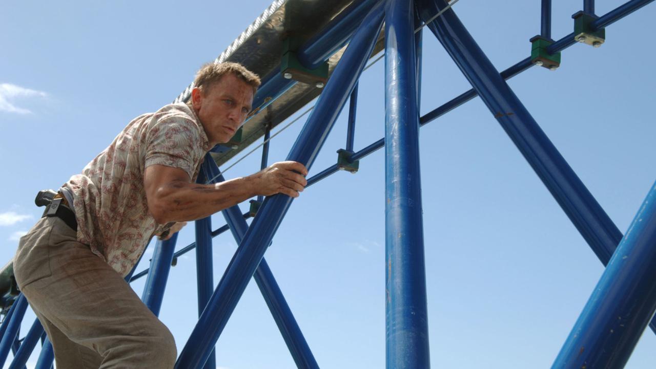 Daniel Craig em 007 - Cassino Royale (Foto: Divulgação)
