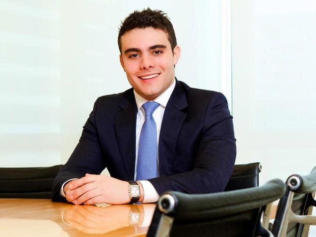 Advogado de Limeira que passou para 5 mestrados no Estados Unidos (Foto: Rafael de Almeida Rosa Andrade/Arquivo pessoal)