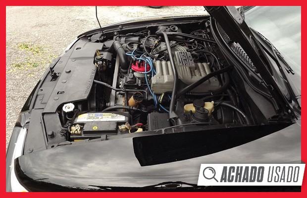 Motor 5.0 modular é parente do 302 usado nos Ford brasileiros (Foto: Reprodução)