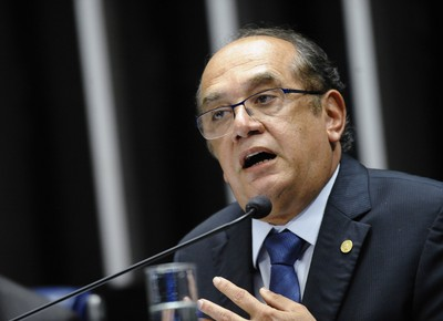 Gilmar Mendes (Foto: Pedro França/Agência Senado)