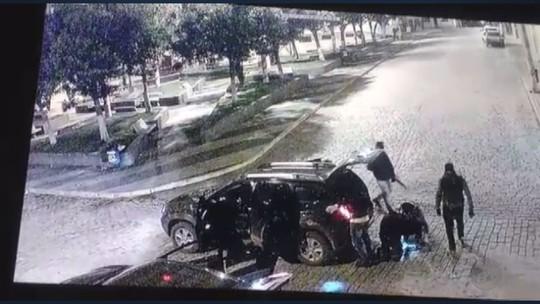 Explosões voltam a ser registradas em agências bancárias do Sul de MG