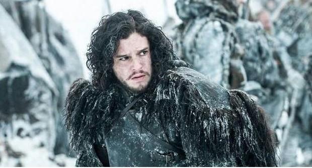 Kit Harington em cena como Jon Snow (Foto: Instagram)