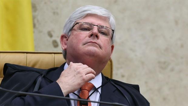 O procurador-geral da República, Rodrigo Janot, em sessão no STF (Foto: Lula Marques/Agência PT)