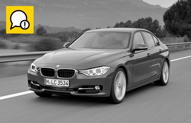 """""""Falha no grupo propulsor"""" atormenta donos do BMW 320i (Foto: Autoesporte)"""