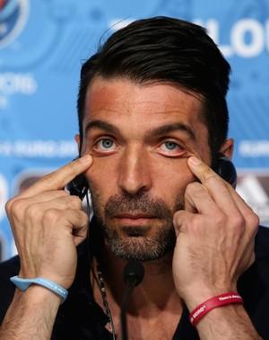 Buffon, Itália (Foto: Handout/UEFA via Getty Images)