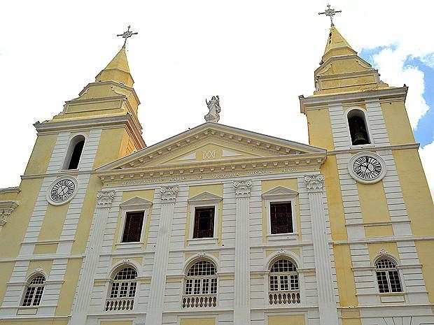 Resultado de imagem para Igreja da Sé em São Luís nossa senhora da vitória
