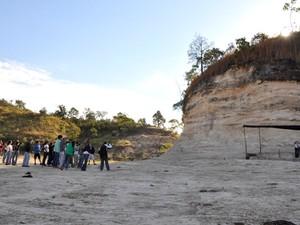 Peirópolis escavações CCCP/UFTM (Foto: Divulgação/UFTM)