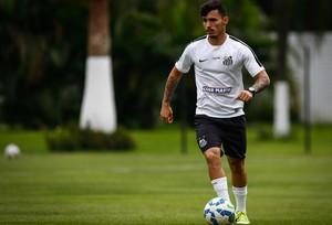 Zeca Santos (Foto: Ricardo Saibun / Divulgação SantosFC)