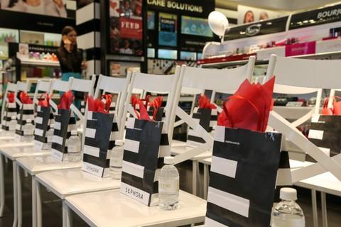 Ativação da Loja Sephora