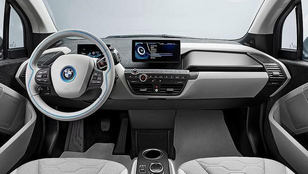 BMW i3 (Foto: BMW)