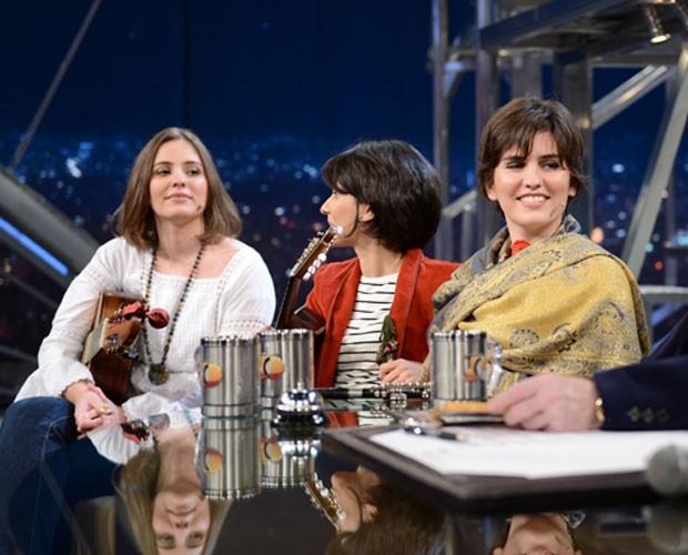 Choro das 3 participa do Programa do Jô desta sexta-feira (Foto: TV Globo/Programa do Jô)