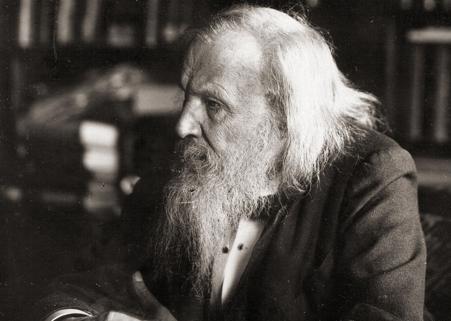 Dmitri Mendeleev (FOTO: WIKIMEDIA COMMONS)