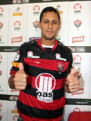 Eduardo Ramos - Vitória (Foto: Divulgação/EC Vitória)