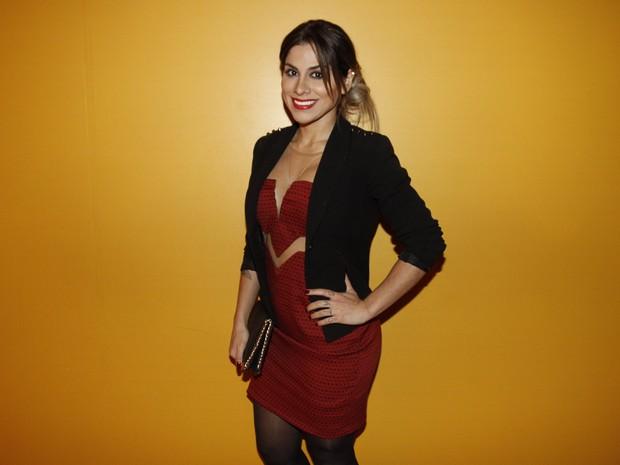 Vanessa Mesquita (Foto: Iwi Onodera / Ego)