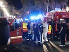 Atentado de Nice faz vítimas de várias nacionalidades